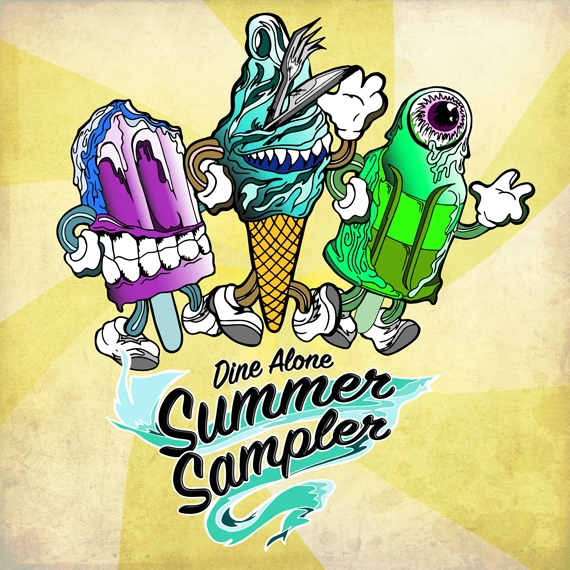 Dine Alone Summer Sampler